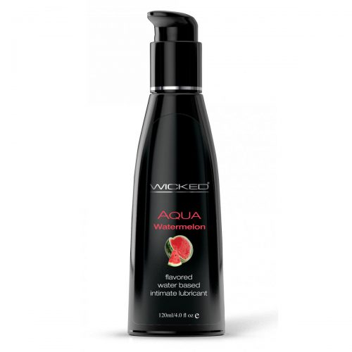 Aqua Watermelon Water-Based Lubricant 4 Oz