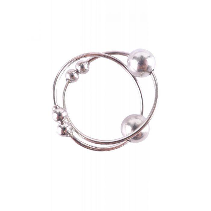 Bulls Rings - Silver