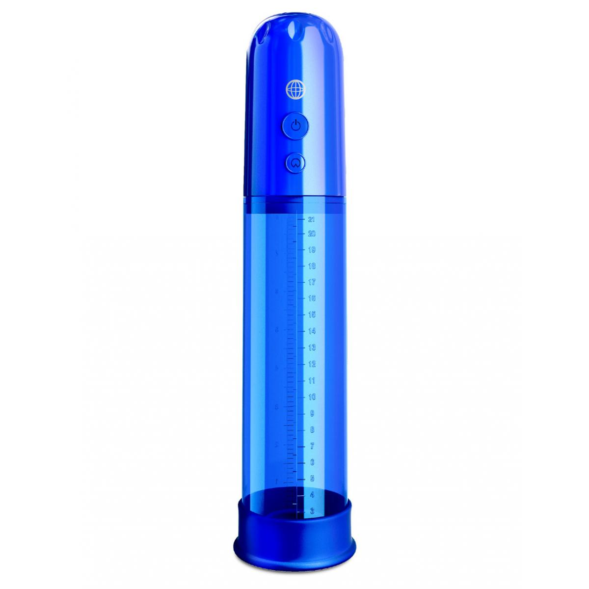 Classix Auto-Vac Power Pump - Blue