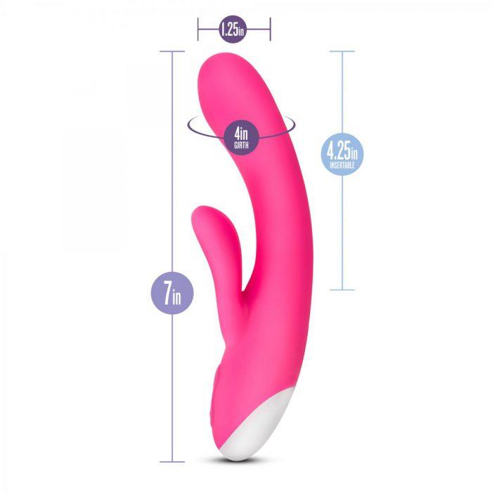 Hop Lola Bunny - Hot Pink