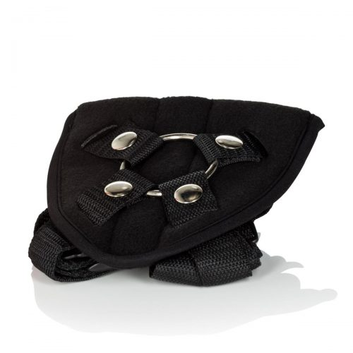 Lovers Super Strap - Universal Harness - Black