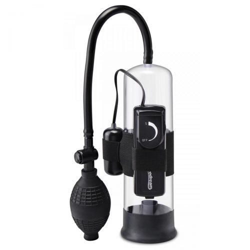 Pump Worx Beginners Vibrating Pump - Black