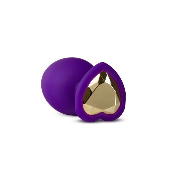 Temptasia - Bling Plug Small - Purple