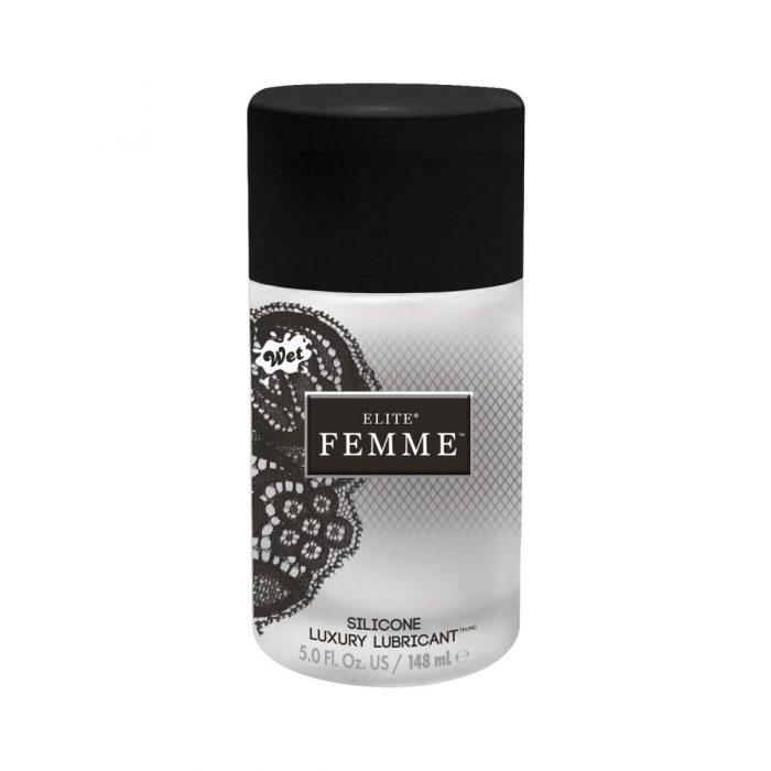Wet Elite Femme Pure Silicone - 5 Fl. Oz./ 148 ml