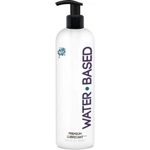 Wet Original Water Based Lubricant - 16 Fl. Oz. Pump Bottle