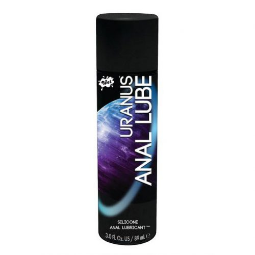 Wet Uranus Silicone Based Lubricant - 3 Fl. Oz./  89ml