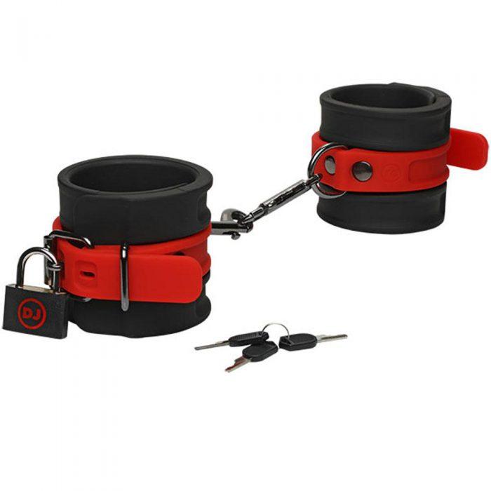 Silicone Wrist Cuffs