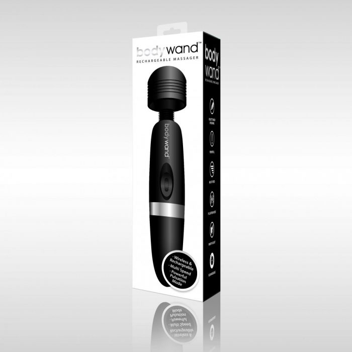 Bodywand Rechargeable Massager - Black