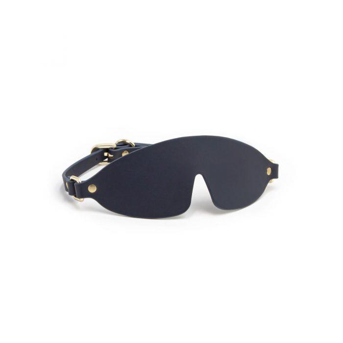 Bondage Couture - Blind Fold - Blue