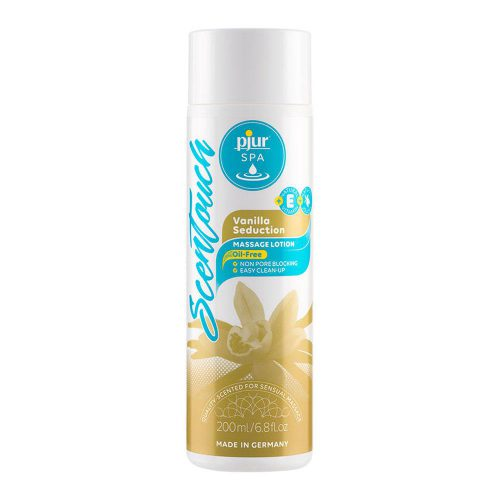 Pjur Spa Scentouch 200ml - Vanilla Seduction