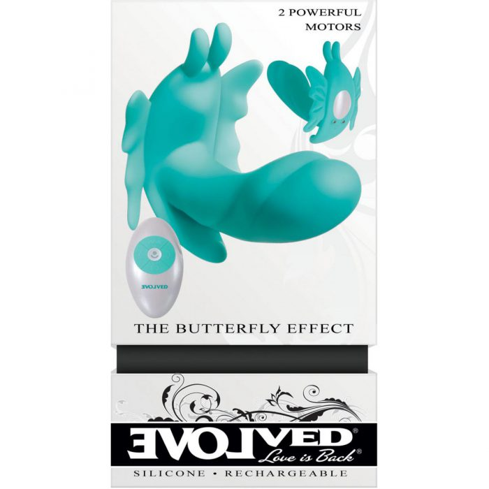 The Butterfly Effect - Turquoise